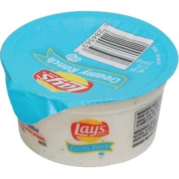 Lay's® Creamy Ranch Dip Cup, 3.7 oz., 30/CS