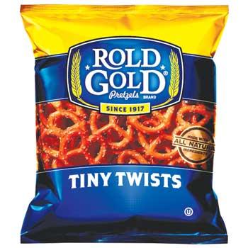 Rold Gold® Tiny Twists Pretzels, 2 oz. Bag, 64/CS