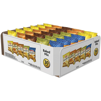 Baked Mix Variety Pack, 2.625 oz., 30/CT