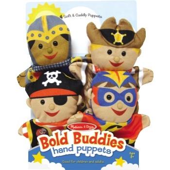 Bold Buddies Puppets