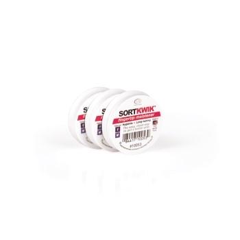 Sortkwik Fingertip Moisteners, 3/8 oz, Pink, 3/Pack