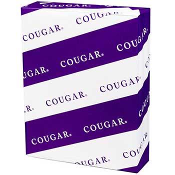 "Lindenmeyr Cougar Digital Paper, 8 1/2"" x 11"", 70 lb., 500/RM"