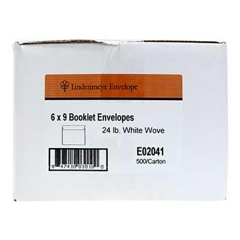 """Premium White Catalog Envelope, #10 1/2, 9"""" x 12"""", 92 Bright, 28 lb, 500/CT"""