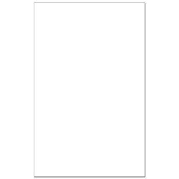 """Soporcel North America SporSet Digital Opaque Paper, 11"""" x 17"""", 60 lb., 2500/CT"""