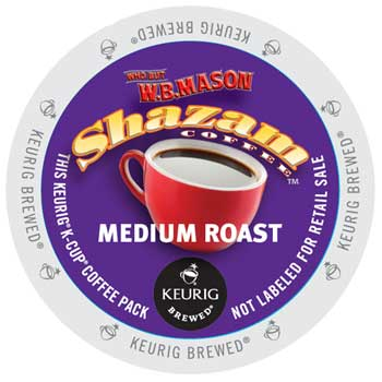 K-Cup® Pods, Medium Roast, 24/BX