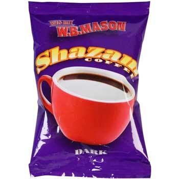 Pre-Measured Coffee Packs, Full City, Dark Roast, 2.25 oz., 24/CT