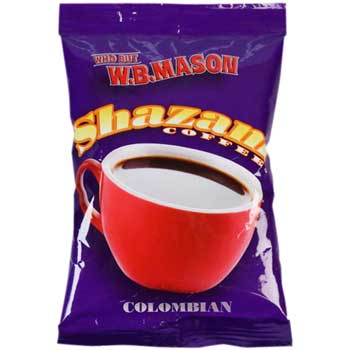 Coffee Fraction Packs, Colombian, 2.25 oz., 24/CT