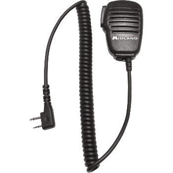 Midland® Handheld speaker/Mic with PTT