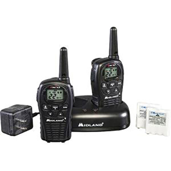 Midland® LXT500VP3 Two-way Radio