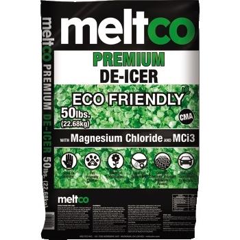 Premium De-Icer, Eco Friendly, 50 lb. Bag