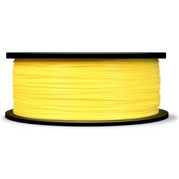 """MakerBot® PLA Filament, 2.2 lbs., 8"""" dia., True Yellow"""