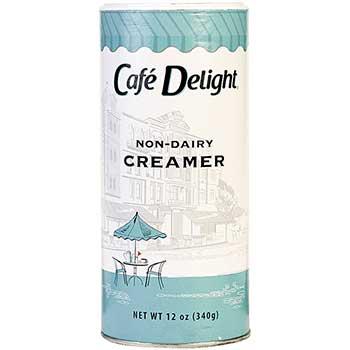 Cafe Delight Creamer, 12 oz. Canister