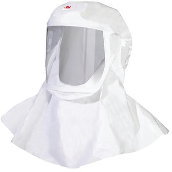 Versaflo™ Hood with Integrated Head Suspension, Medium/Large, 5/CS