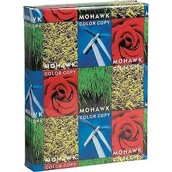 "Mohawk 8 1/2"" x 11"", 70 lb., Smooth Finish, Pure White, 4000/CT"