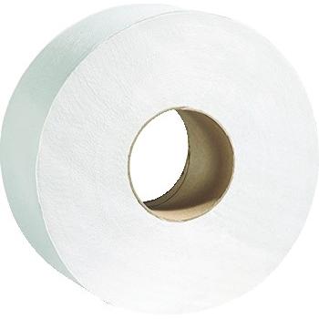 "Jumbo Bath Tissue, White, Full, 3.25"" X 1000', 3.30"", 12/CS"