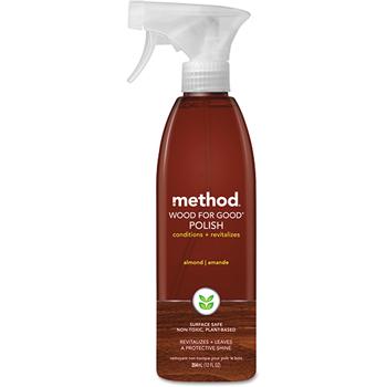 Method® Wood Polish, Liquid, 12 oz
