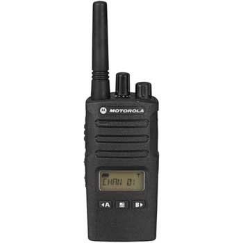 Motorola RMU2080D UHF Business Two-Way Radio, 2 Watt, 8 Channel