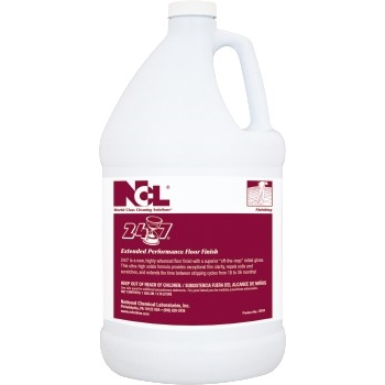 National Chemical Laboratories 24-7® Extended Performance Floor Finish, 1 gal.