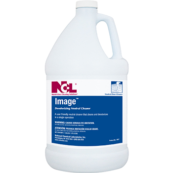 National Chemical Laboratories IMAGE™ Deodorizing Neutral Cleaner, 1 gal., 4/CS