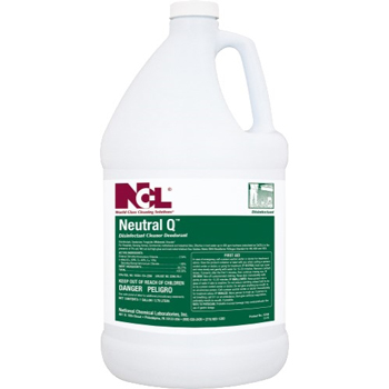 NEUTRAL-Q™ Disinfectant Cleaner, 1 gal.