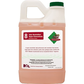 TWIN POWER™ #8 Odor Neutralizer, 64 oz., 6/CS