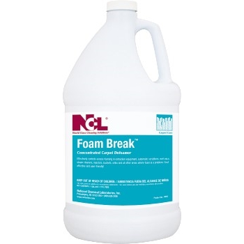 FOAM-BREAK™ Concentrated Carpet Defoamer, Unscented, 4/CS