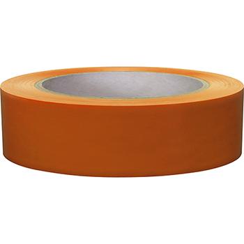"NMC™ 6 Mil Vinyl Safety Tape, Solid Orange, 2"" x 108'"