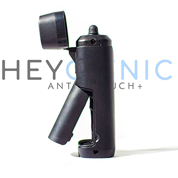 Heygienic™ Anti-Touch+™ Door Opener and Button Presser with Stylus, Black, EA