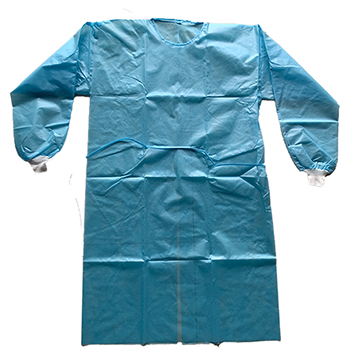 W.B. Mason Co. Isolation Gown, Disposable, Level 2