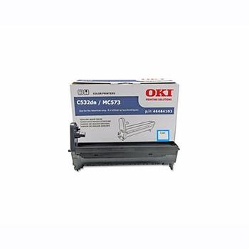 Oki® 30K Cyan Image Drum For C532 / MC573