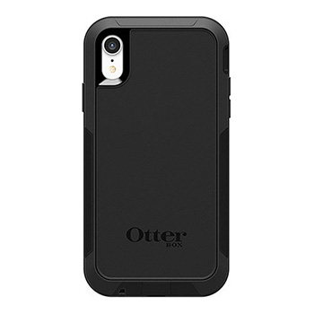 Pursuit Series Case for iPhone XR - For Apple iPhone XR Smartphone - Black