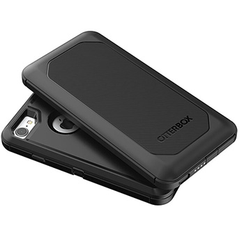Otterbox USB A-C + Qi Wireless Power Pack - For Smartphone, Tablet PC, Qi-enabled Device, Outdoor, Office, Government, Education, Healthcare - Lithium Ion (Li-Ion) - 10000 mAh - 3 A - 5 V DC, 9 V DC, 12 V DC Output - 5 V DC Input - 2 x - Stone Shadow