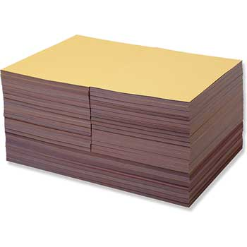 Riverside Construction Paper, 76 lbs., 9 x 12 & 12 x 18, Assorted, 2000/CT