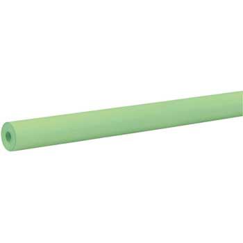 "Rainbow Colored Kraft Duo-Finish Paper, 36"" x 100', Lite Green"