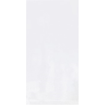 "Flat 1.5 Mil Poly Bags, 26"" x 30"", Clear, 500/CS"