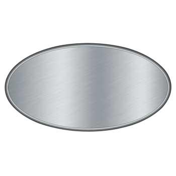 "Crystalware Flat Foil Board Lids, 7"", 500/CS"