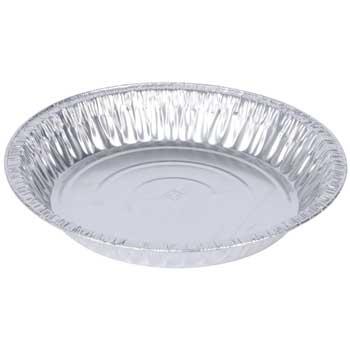 """Pactiv Pie Tin, 9"""" Deep, 30 fl. oz., 400/CS"""