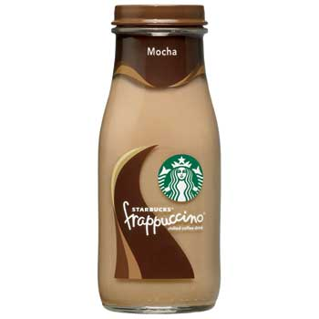 Frappuccino Mocha, 9.5 oz., 24/PK