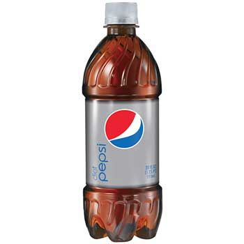 Cola, 20 oz. PET Bottles, 24/CS