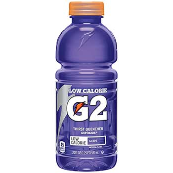 G2, Grape, 20 oz., 24/CS
