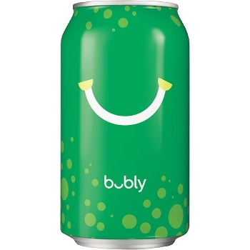bubly™ Sparkling Water, Lime, 12 oz. Cans, 8/PK