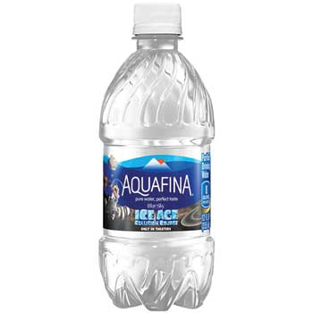 Aquafina® Purified Water, 12 oz., 8/PK