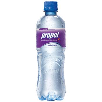 Flavored enhanced water, Grape, 20 oz., 24/CS