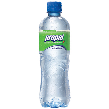 Propel Fitness Water™ Flavored enhanced water, Kiwi-Strawberry, 20 oz., 24/CS