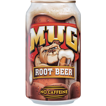 Root Beer, 12 oz. Can, 12/PK