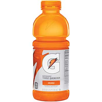 Orange, 20 oz., 24/CS
