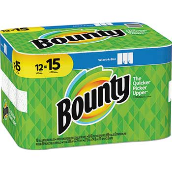 Bounty Roll Towels