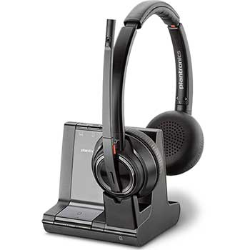 Plantronics® Savi 8200 Series Wireless Dect Headset System