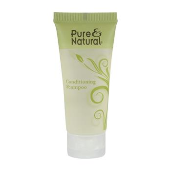 Pure & Natural™ Conditioning Shampoo, Fresh Scent, 0.75 oz, 288/CT