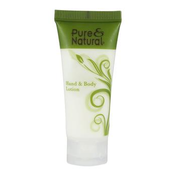 Pure & Natural™ Hand & Body Lotion, 0.75 oz, 288/CT